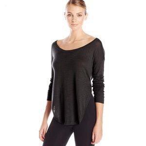 Soybu Zahra Black Lightweight Sweater Shirt